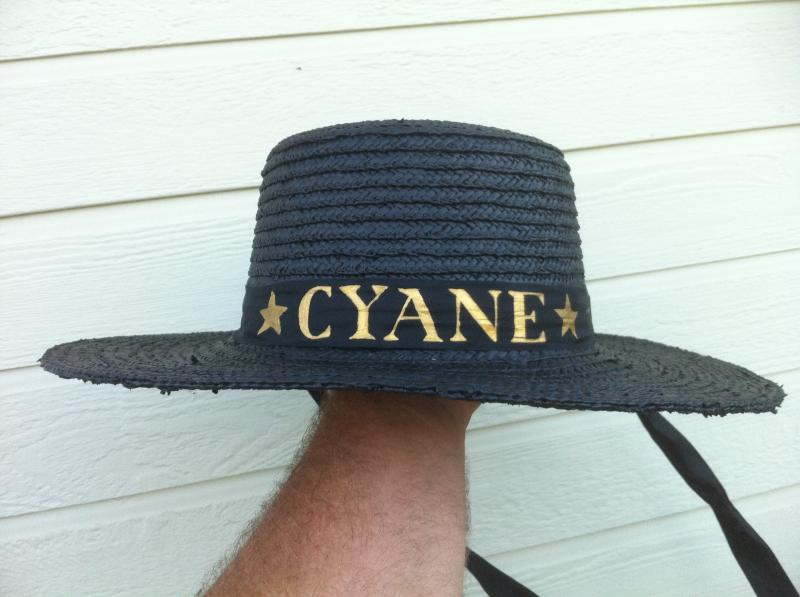 Tarred Crewmans Hat